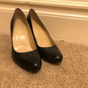 Lauren by Ralph Lauren black heels
